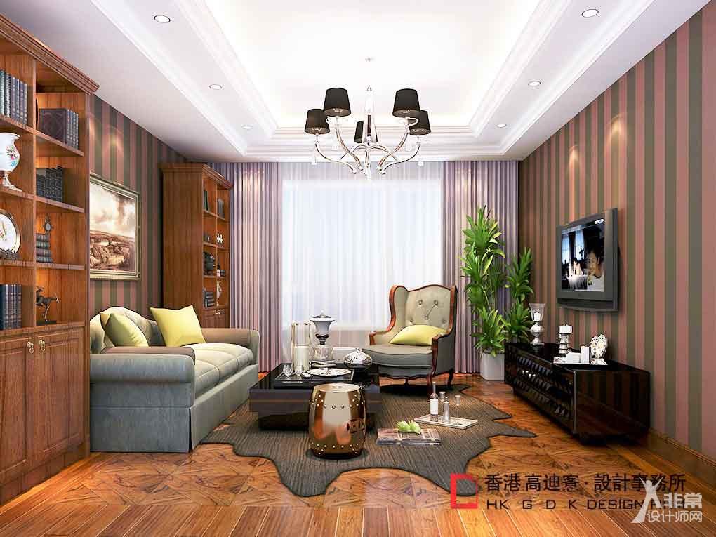 西山壹号院三期 -- 香港高迪愙设计事务所(北京)