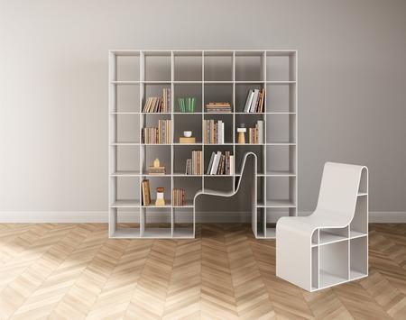 你的书房是否想要更大的空间呢?