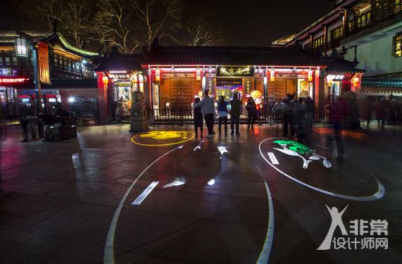 旅游景区景观照明规划——江南贡院独一无二, 原汁原味的古韵