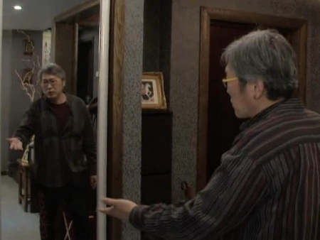 室内软装19 储藏间与穿衣镜的巧妙组合
