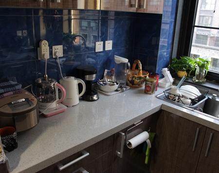 室内软装6 设计师教你做厨房布局