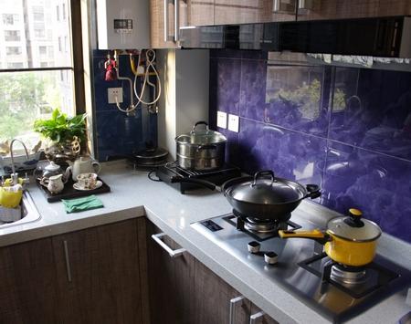 室内软装7 厨房需配置几个带开关的面板