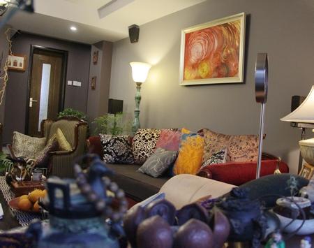 室内软装15 沙发靠包制作AB面