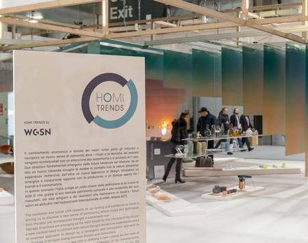 HOMI米兰生活艺术展——创意,科技,和实验的中心
