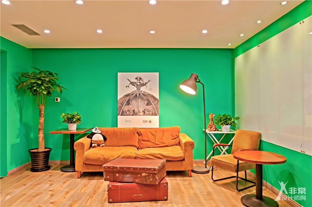 七九八零室内设计工作室 —— 办公空间装饰设计