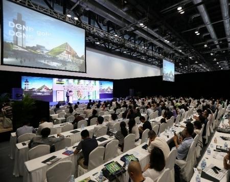 建筑师站着也要听完三天的BAU Congress China 2017