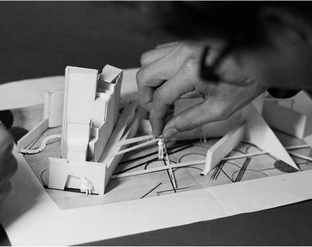 《空间构筑》课程序列研究