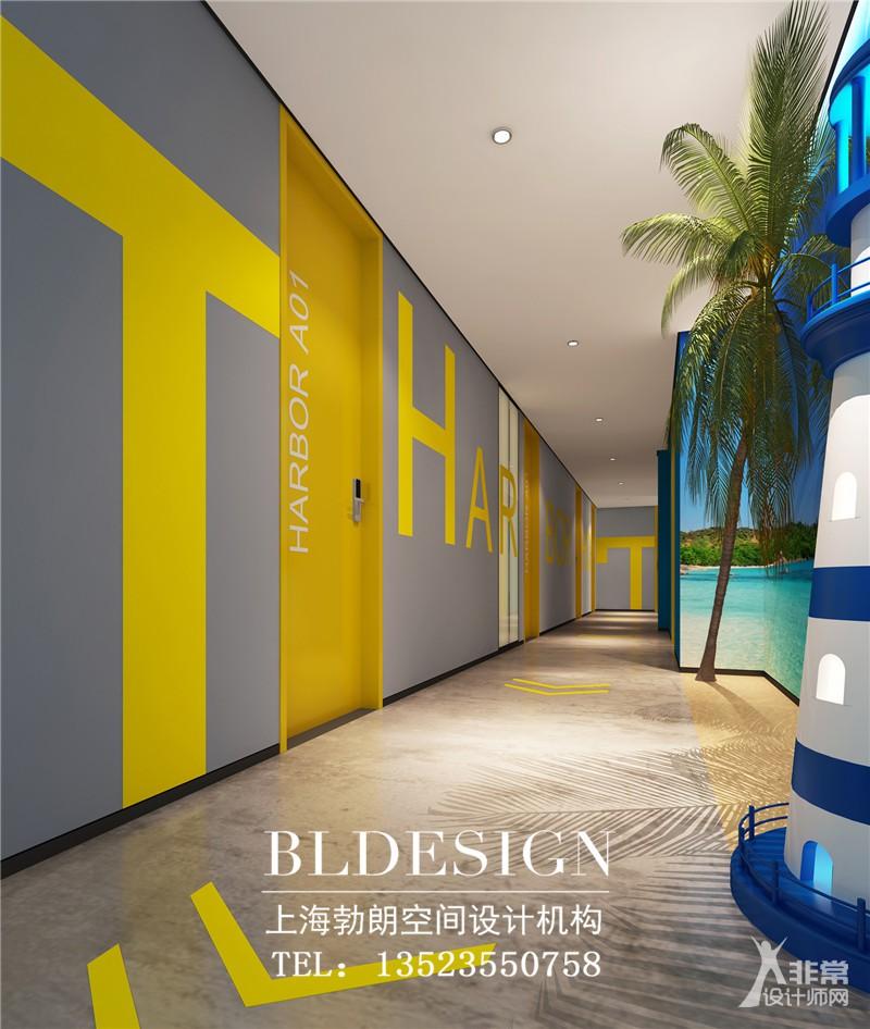 郑州主题酒店设计公司解析哈泊创意主题酒店设计案例