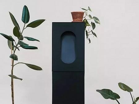 极简智能饮水机Monolith