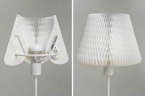 自由变换造型的多姿灯具