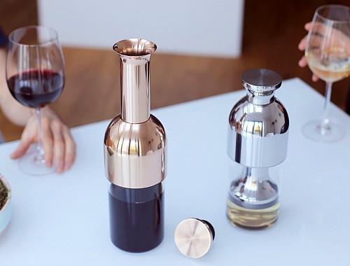 储酒器Eto:不怕葡萄酒开瓶后变质