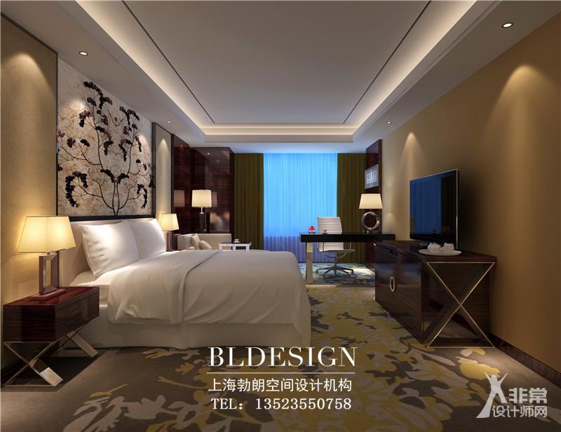 安阳酒店设计公司分享安阳主题商务酒店设计案例