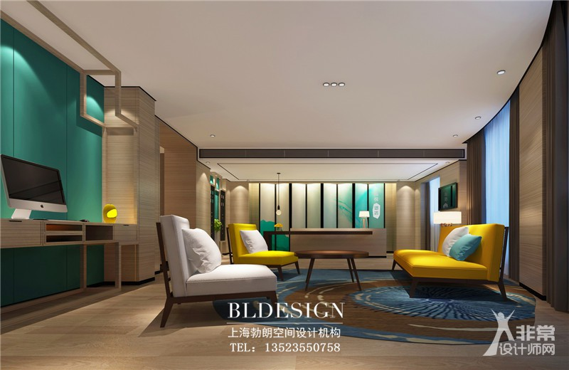 偃师酒店设计公司解析洛阳偃师图宁精品商务酒店设计方案