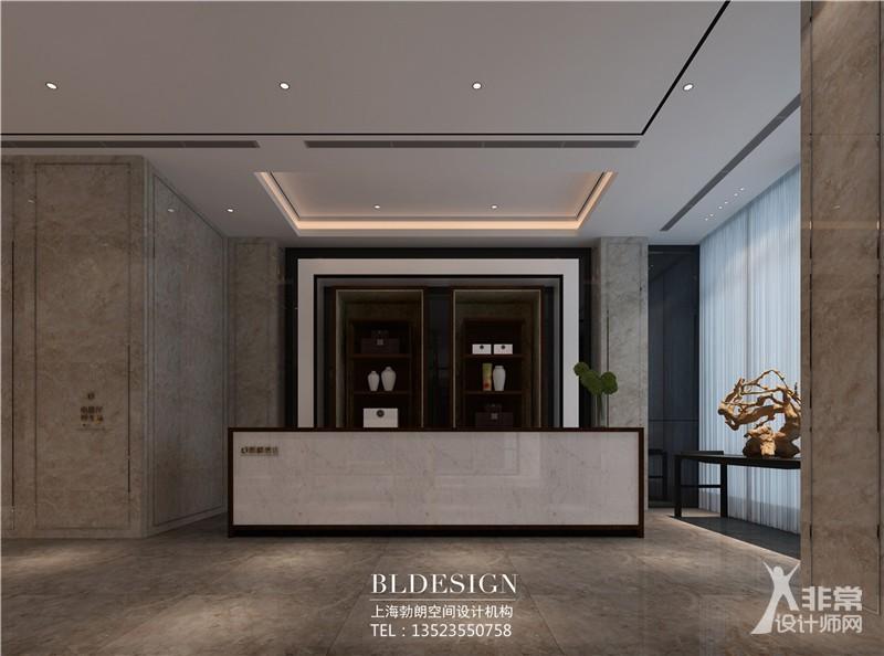 驻马店酒店设计公司分享兰泽水舍精品主题酒店设计案例