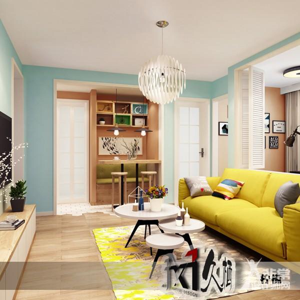 久栖设计丨北京角门东里丨柠檬