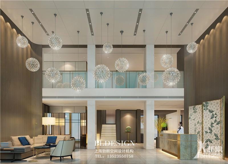 湖北荆州酒店设计案例推荐——鑫城玫瑰精品酒店改造设计案例