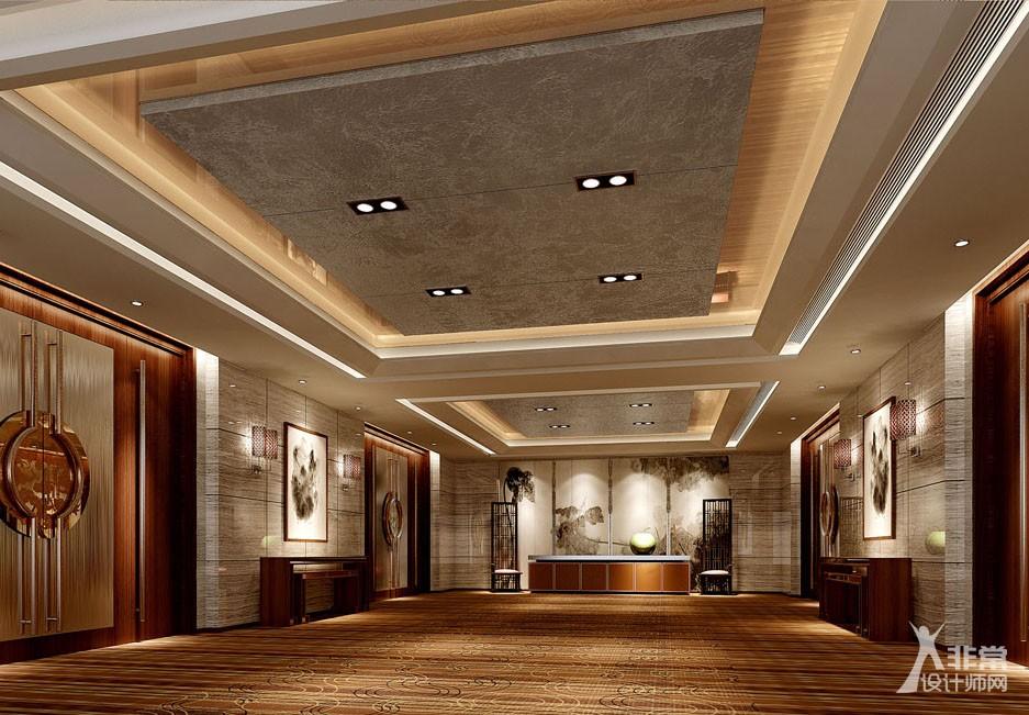 郑州最好的商务酒店设计