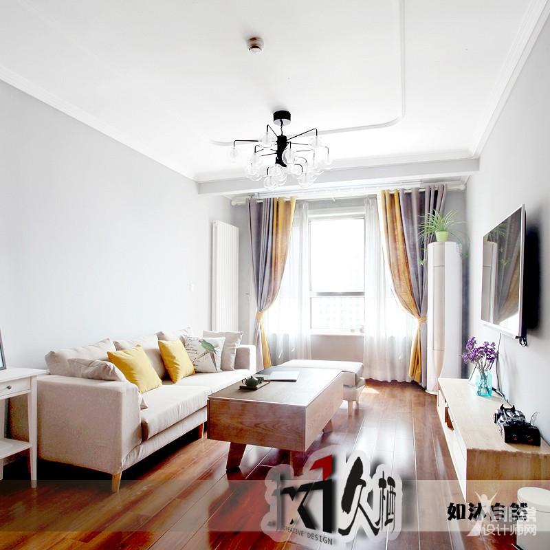久栖设计丨北京富力蕙兰美居丨如沐自然