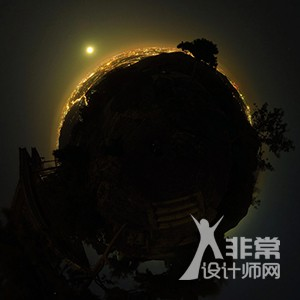 360°全景摄影-我在香山看风景
