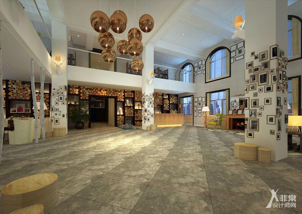 郑州情侣主题酒店设计