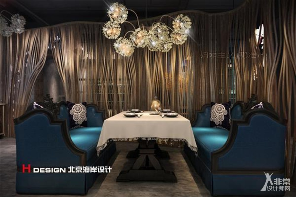 山东芙蓉壹号餐厅设计案例