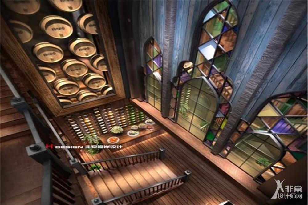 内蒙古东方酒店设计案例