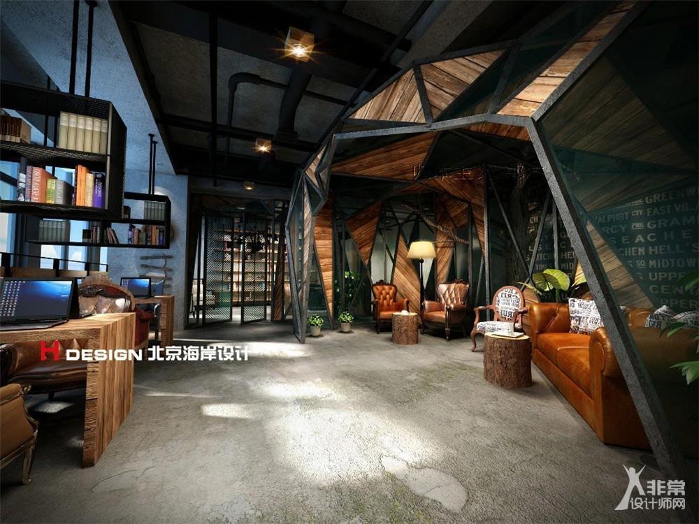 福建融锦会客厅设计案例