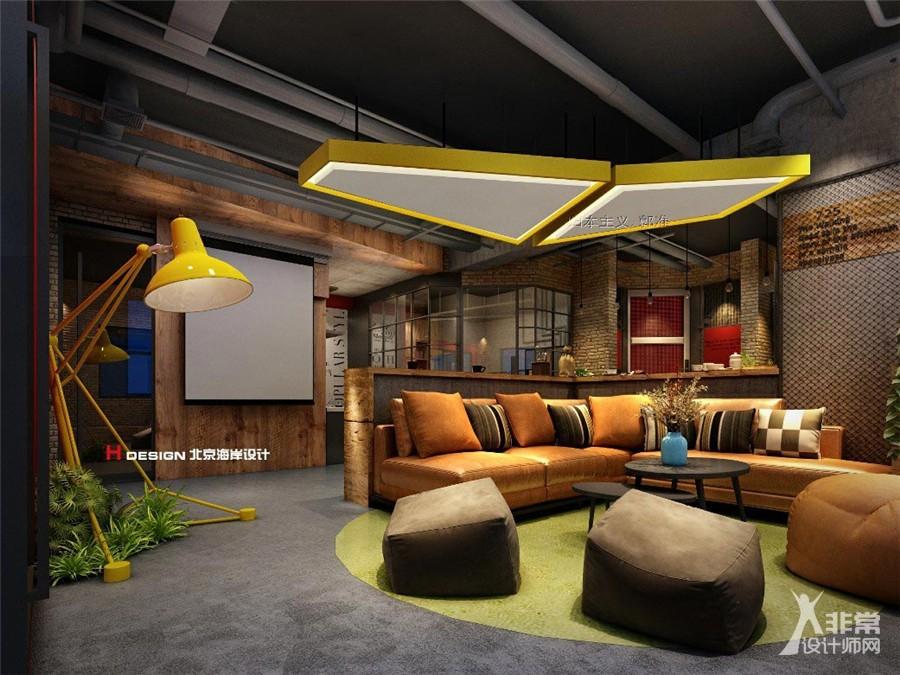 上海DOINGFILMS影视办公设计