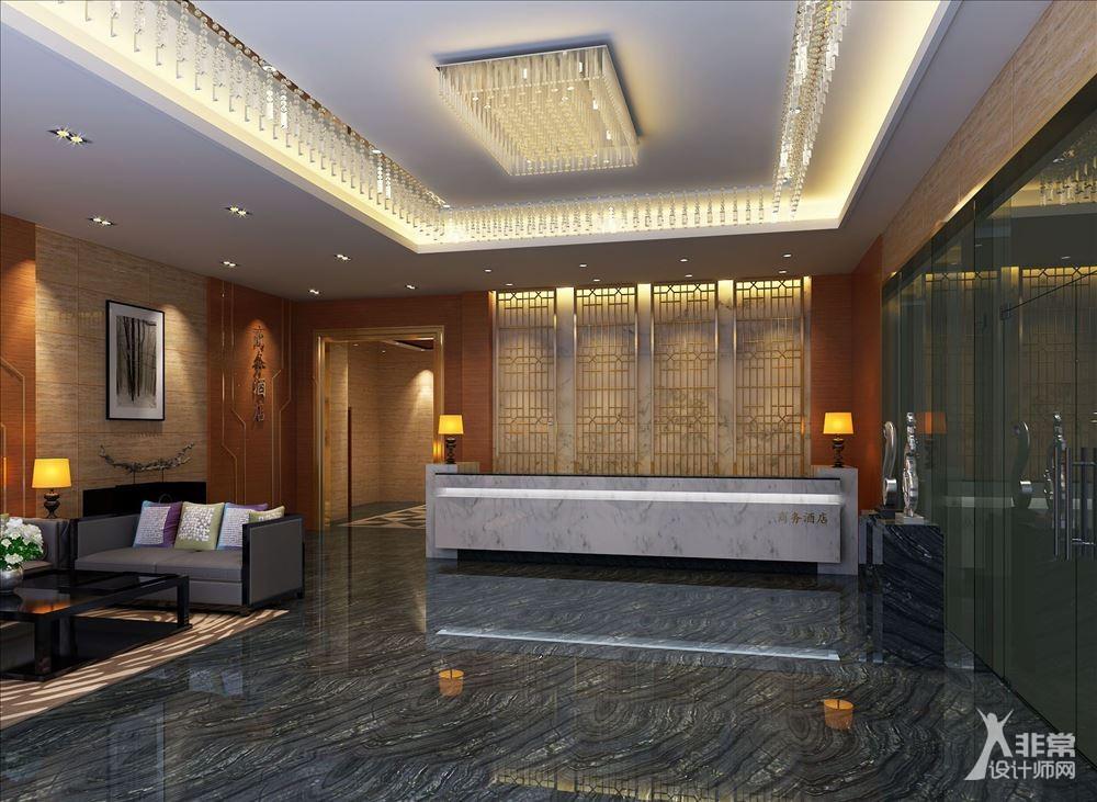 郑州最好的商务酒店设计 云华商务酒店设计