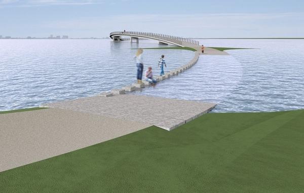 钢琴桥(Citadel bridge)- by NEXT建筑事务所