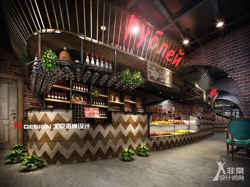 餐饮设计|卢布里西餐厅