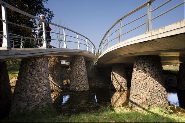 案例投稿 | 漫步桥 (Bridges Glanerbeek) - by NEXT建筑事务所