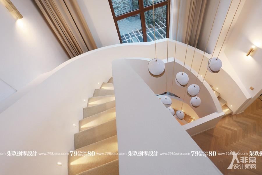 豪宅别墅软装设计 —— 壹仟栋 七九八零设计出品