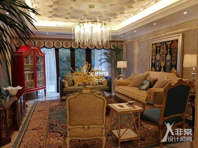 完美交织,塑典雅奢华宅邸
