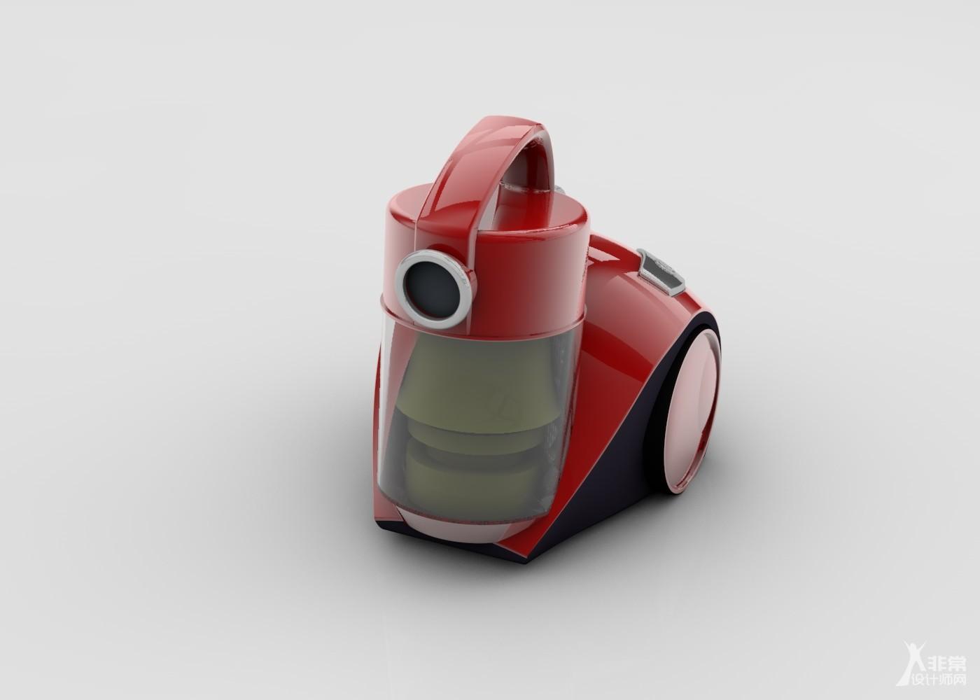 小型旋风吸尘器