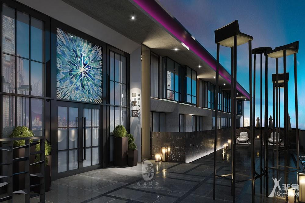 四川酒店设计公司—红专设计|贵阳瑞莱精品酒店