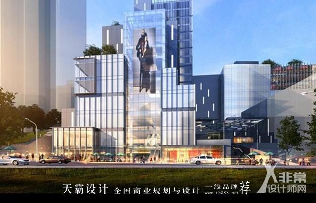 拥有重庆首个女性爱情主题天街的大融汇设计亮点赏析