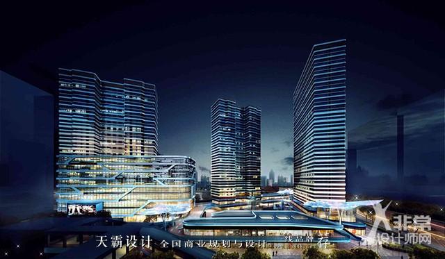 """龙湖新壹城以""""星空慧影""""为主题打造科技创新商业空间!"""