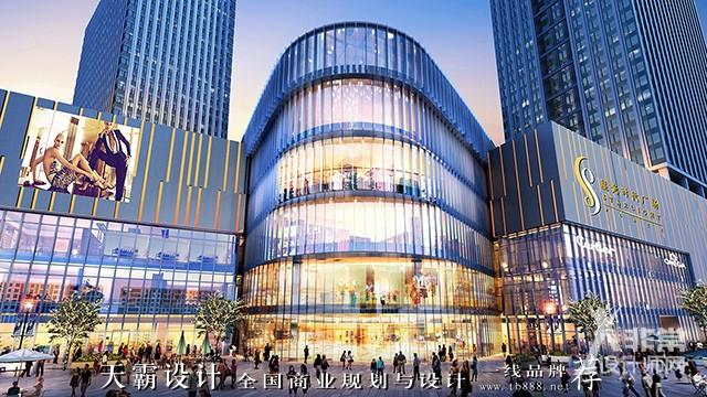 """以""""城市山水,生态星光""""为设计理念镇江协信星光时代广场"""