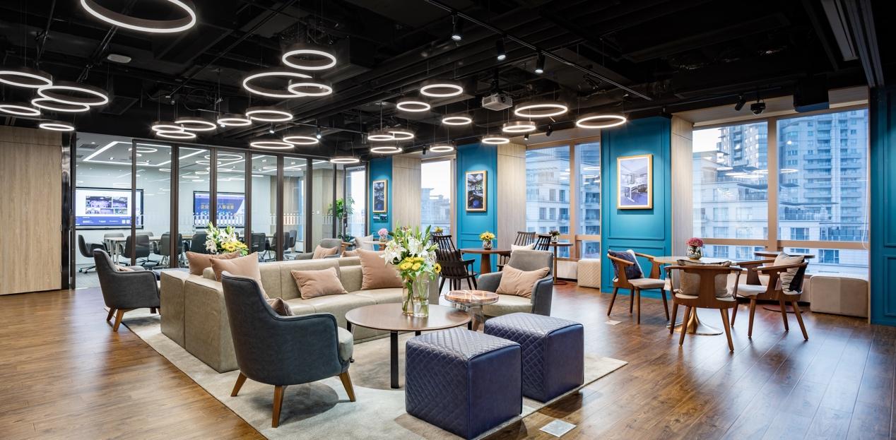 Spacii全办携手乐歌,空间+产品双维度打造健康办公空间