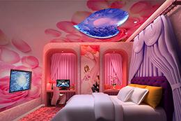 成都商务酒店设计——红专设计|爱火情趣主题酒店