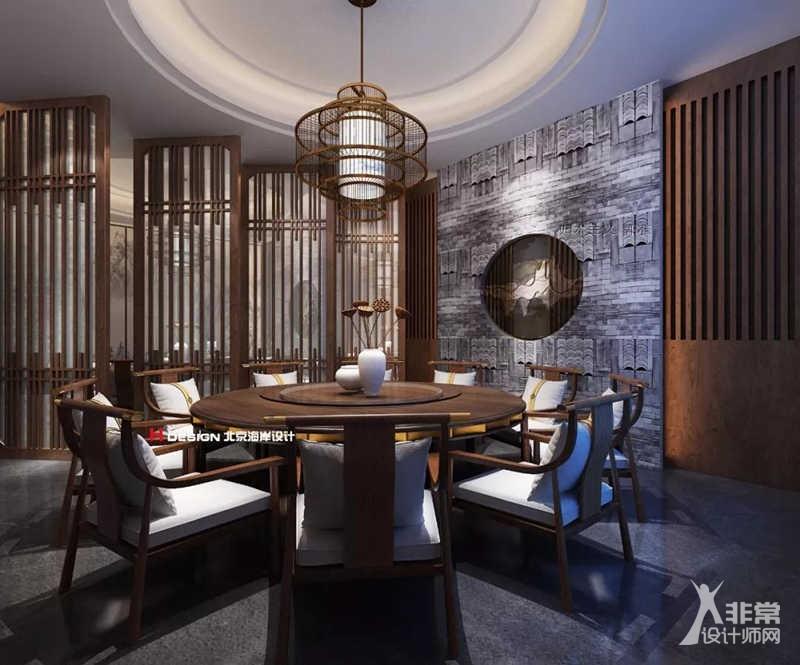 贵阳墨府意义手机古风v意义-非常设计师网华为音乐广告设计的餐厅图片
