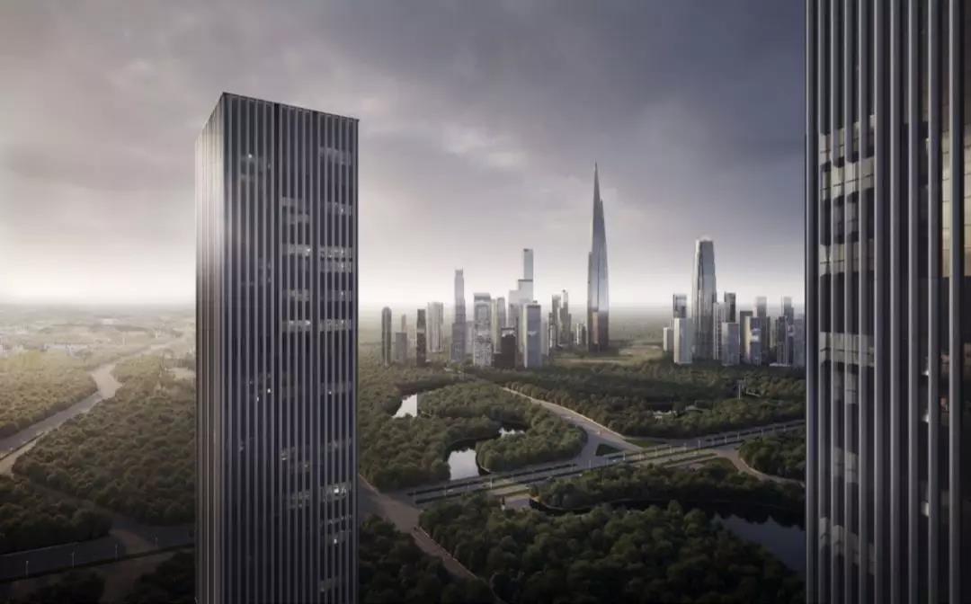 「花园城」由全球规划景观设计排名第一的aecom,担纲整体公园规划设计