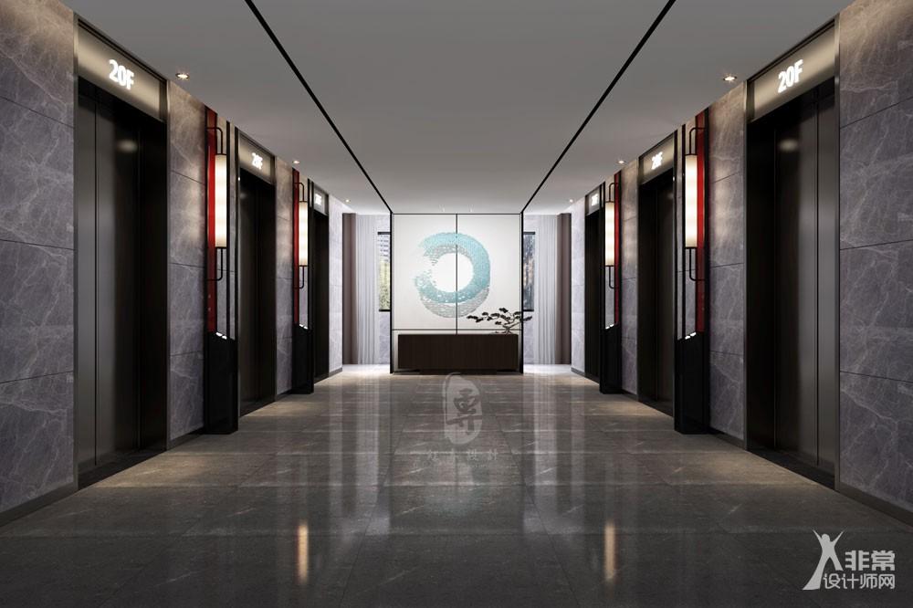 重庆精品酒店设计——红专设计|重庆柏特精品酒店