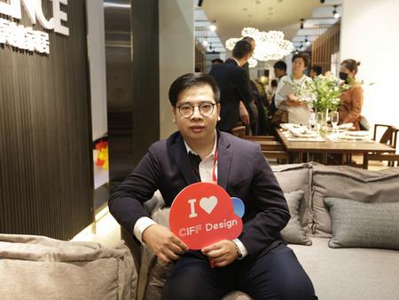卓尔·原创家居冯辉全:原创设计让生活更美好