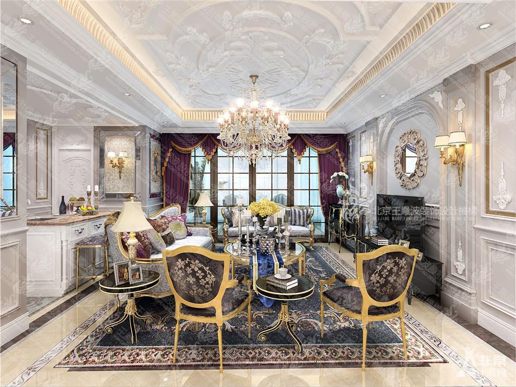 别墅大宅设计,法式风格
