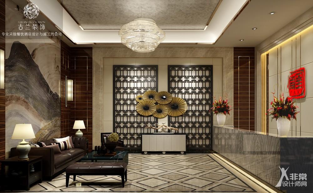 海伦酒店-成都酒店装修设计