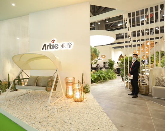 Artie:缔造高端户外家具国际品牌
