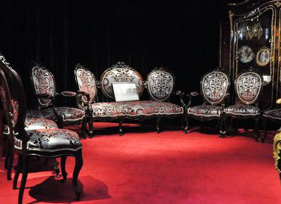 2013北京国际设计周——欧洲古董家具展