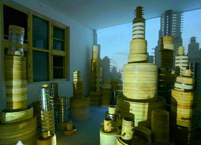 2013北京国际设计周-蒸蒸日上
